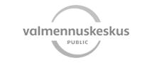 Valmennuskeskus public logo